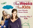 TV program: Tři týdny, tři děti (Three Weeks, Three Kids)