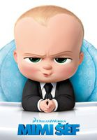 Mimi šéf (The Boss Baby)