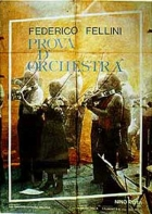 TV program: Zkouška orchestru (Prova d'orchestra)