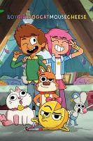 TV program: Kluk Holka atd. (Boy Girl Dog Cat Mouse Cheese)