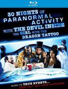 TV program: 30 dní paranormální aktivity s ďáblem v těle ženy, která nenávidí muže (30 Nights of Paranormal Activity with the Devil Inside the Girl with the Dragon Tattoo)