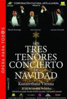 Tři tenoři - Vánoční koncert (The Three Tenors Christmas)