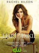 TV program: Doktorka z Dixie (Hart of Dixie)