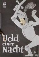 Hrdina jedné noci [německá verze] (Held einer Nacht)