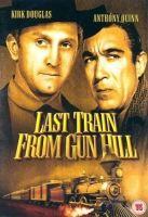 TV program: Poslední vlak z Gun Hillu (Last Train from Gun Hill)