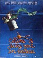 Célina a Julie si vyjely na lodi (Céline et Julie vont en bateau)