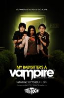 TV program: Moje chůva upírka (My Babysitter's a Vampire)