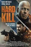 Touha po vraždě (Hard Kill)