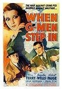 When G-Men Step In