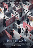 TV program: Podfukáři 2 (Now You See Me 2)