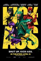 TV program: Kick-Ass