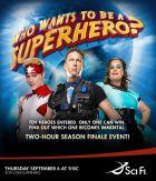 TV program: Hledá se superhrdina (Who Wants to Be a Superhero?)