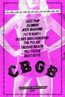 TV program: CBGB: Kolébka punku (CBGB)