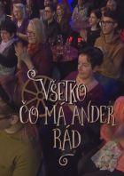 TV program: Všechno, co má Ander rád (Všetko čo má Ander rád)