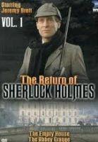 TV program: Opatské sídlo (The Return of Sherlock Holmes - The Abbey Grange)