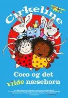 Cirkelinka a Koko jedou do Afriky (Cirkeline, Coco og det vilde næsehorn)