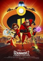 TV program: Úžasňákovi 2 (The Incredibles 2)