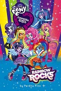 TV program: My Little Pony: Equestria Girls II (My Little Pony: Equestria Girls - Rainbow Rocks)
