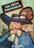 TV program: Můj přítel d'Artagnan