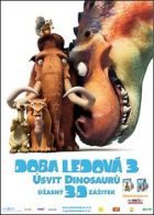 TV program: Doba ledová 3: Úsvit dinosaurů (Ice Age 3: Dawn of the Dinosaurs)