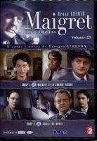 TV program: Maigret a smrt Cecílie (Maigret: Cécile est morte)