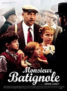 TV program: Pan Batignole (Monsieur Batignole)