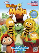 TV program: Včelka  Mája (Maya the Bee in 3D)