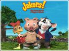 TV program: Příhody Pižly Mžika (Jakers! The Adventures of Piggley Winks)
