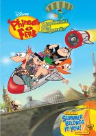 Phineas a Ferb: Nejlínější den v životě (Phineas and Ferb: Best Lazy Day Ever)