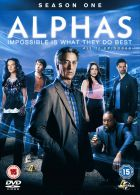 TV program: Výjimeční (Alphas)