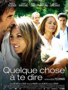 TV program: Za všechno může má matka (Quelque chose à te dire)