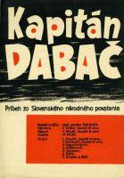 TV program: Kapitán Dabač