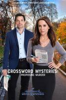 Tajemné křížovky: Návrh na vraždu (Crossword Mysteries: Proposing Murder)