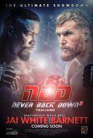 TV program: Nikdy to nevzdávej 3 (Never Back Down: No Surrender)