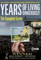 TV program: Roky nebezpečného života (Years of Living Dangerously)