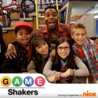 TV program: Změna hry (Game Shakers)