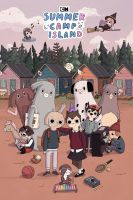 TV program: Táborový ostrov (Summer Camp Island)