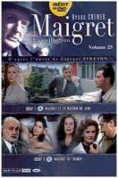 TV program: Maigret a soudcův dům (Maigret et la maison du juge)