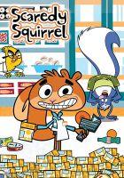Veverka Strašpytel (Scaredy Squirrel)
