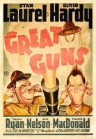 TV program: Kanóni (Great Guns)