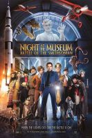 TV program: Noc v muzeu 2 (Night at the Museum 2: Battle of the Smithsonian)