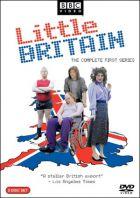 TV program: Malá Velká Británie (Little Britain)