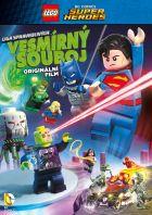 TV program: Lego DC Super hrdinové: Vesmírný souboj (Lego DC Super Heroes: Cosmic Clash)