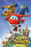 TV program: Super Wings!