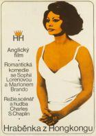 TV program: Hraběnka z Hongkongu (A Countess from Hong Kong)