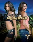 TV program: Pravá tvář vášně (El rostro de Analia)