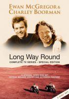 TV program: Ewan McGregor: Na mašině kolem světa (Long Way Round)