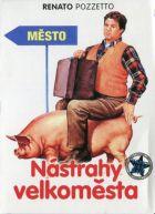 TV program: Nástrahy velkoměsta (Il Ragazzo di campagna)