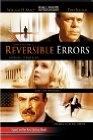 TV program: Napravitelné chyby (Reversible Errors)