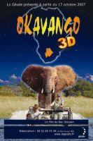 Africké dobrodružství 3D: Safari na Okavangu (African Adventure: Safari in the Okavango)